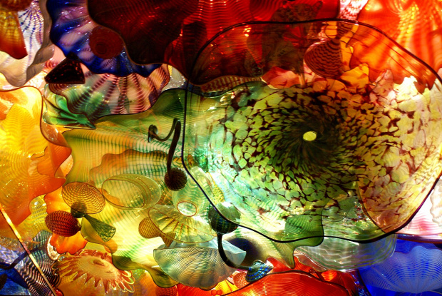 Dale Chihuly - wystawa w Museum of Fine Arts, Boston. http://www.chihuly.com/ #DaleChihuly #Chihuly #wystawa #MuseumOfFineArts #Boston #exhibition