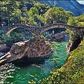 skok #góry #mosty #podróże