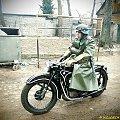 Gra Historyczna: Miejska Konspiracja; Suwałki, 01.04.2012 #Motocykl #BMW #Wehrmacht #Suwałki