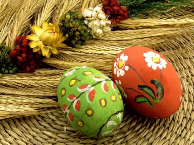 Wesołych Świąt Wielkanocnych, wszystkim: pokoju ducha, wiary w Boga i w ludzi. Umiejętności dostrzegania piękna tego świata i oczywiście wiary w Siebie i swoje możliwości.