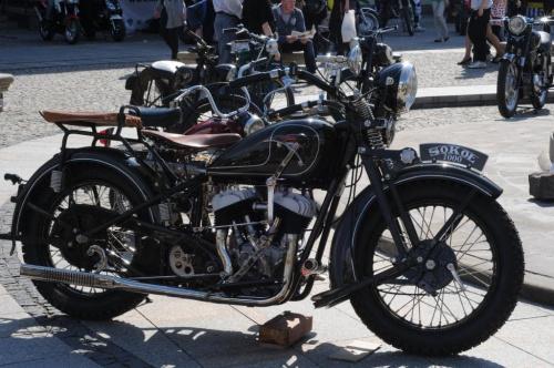 Rozpoczęcie sezonu motocyklowego Białymstoku 21 kwietnia 2012