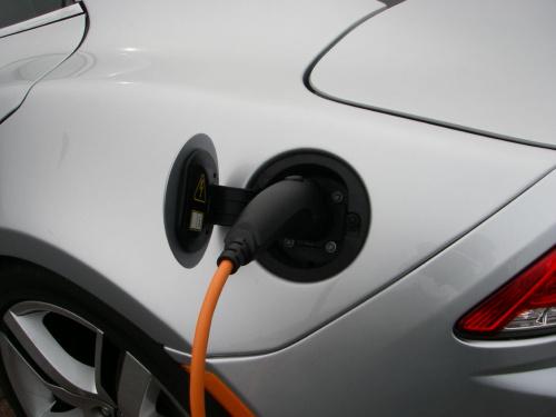 Fisker Karma #ElektroautoHybryd