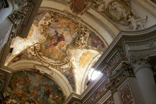 Kościół w Cingoli we Włoszech.