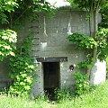 Wejście do bunkra #bunkier #Gościeradów