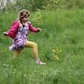 ... :) **** ulub. vika38 **** #Dominika #dzieci #łąka #NaWsi #wiosna