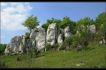 Dla Kazi - Stelka56. Skały Rzędkowickie. Znajdują się ok. 8 km. w odległości od skał kroczyckich. Warto tam też zahaczyć :) #SkałyRzędkowickie