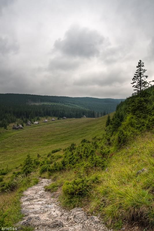 Na Hali... #arietiss #góry #HDR #krajobraz #Tatry