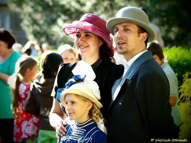 Odsłonięcie ławeczki Marii Konopnickiej, Suwałki - 23.05.2012 #Konopnicka #ławeczka #Suwałki