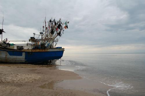 Chłopy i kuter #Bałtyk #Chłopy #MorzeBałtyckie #Pomorze