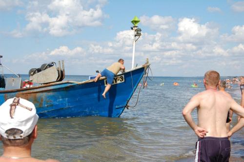 Chłopy, udany połów #Bałtyk #Chłopy #MorzeBałtyckie #Pomorze