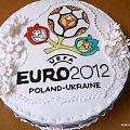 Torcik na euro 2012 #Euro2012 #tort #logo