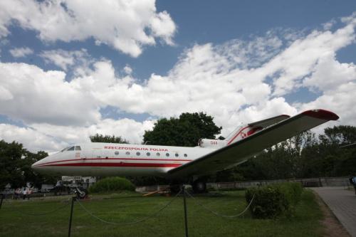 Ten już nie poleci #samoloty #MuzeumWP