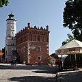#MiastaPolski #ratusz #Sandomierz #zabytki