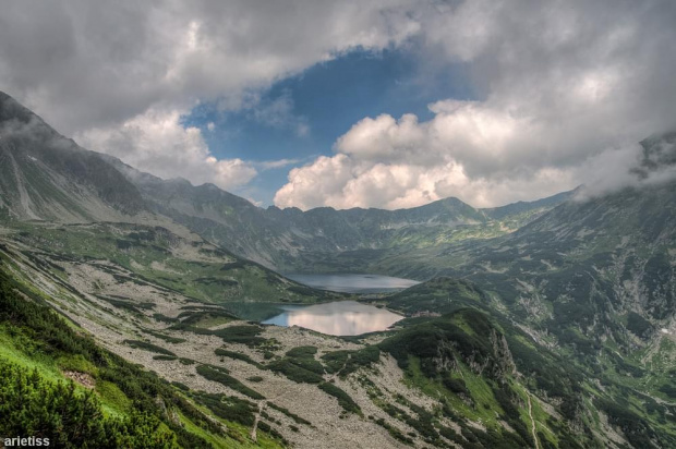 Dolina Pięciu Stawów... #arietiss #góry #HDR #krajobraz #Polska #Tatry