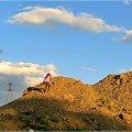 alpinistka ... :))))) #Chomiąża #Dominika #NaWsi