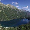 #MorskieOko #Tatry #góry #schronisko