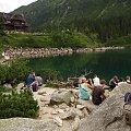 oblężenie #góry #MorskieOko #Tatry