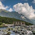 Mostek... #arietiss #góry #HDR #krajobraz #Polska #Tatry