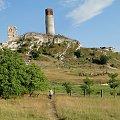 Ruiny zamku w Olsztynie #zamki
