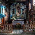 Kościół Marii Magdaleny, Kasina Wielka... #architektura #arietiss #HDR