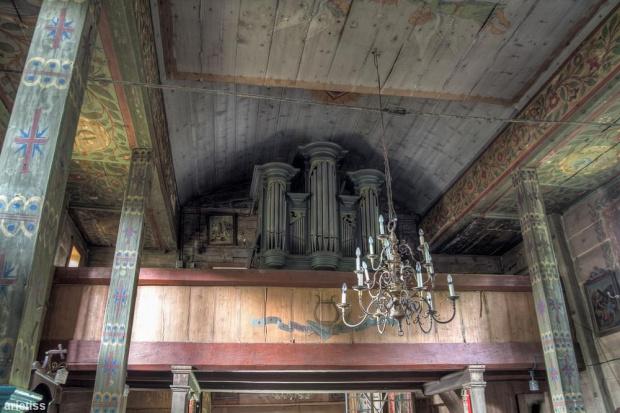 Organy... #architektura #arietiss #HDR