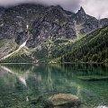 Morskie Oko... #arietiss #góry #HDR #krajobraz #Polska #Tatry