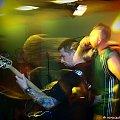 Twenty Bulls Each; koncert w Pubie Komin; Suwałki; 09 września 2012 #Pub #rock