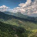 Dolina Suchej Wody i Śpiący Rycerz... #arietiss #góry #HDR #krajobraz #Polska #Tatry