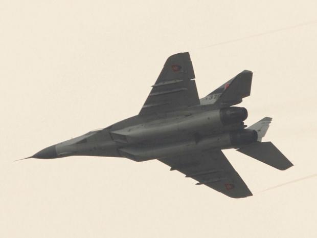 Pokazy lotnicze Sliac 2012