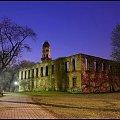 Strzelce Opolskie - Ruiny Zamku (kwiecień 2012) #StrzelceOpolskie #park #zamek