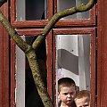 #dzieci #okno