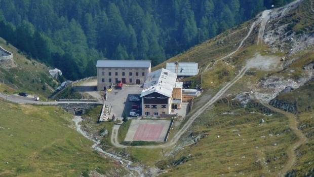 #Góry #Hotel #PołudniowyTyrol #schronisko #szarotka #Świstak #Trafoi #Włochy