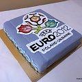 Album na zdjecia o piłce #album #Euro2012 #tort #piłka #logo
