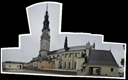 Jasna Góra Częstochowa #częstochowa #JasnaGóra #panorama