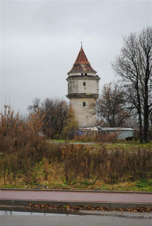 #wieże #kolejowe #Nasielsk