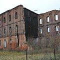 Ruiny młyna Pieścirogi Nowe #ruiny #młyn