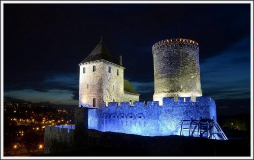 Zamek w Będzinie #zamek #Będzin