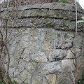 Tylny narożnik kamienny #bunkier #TwierdzaKraków