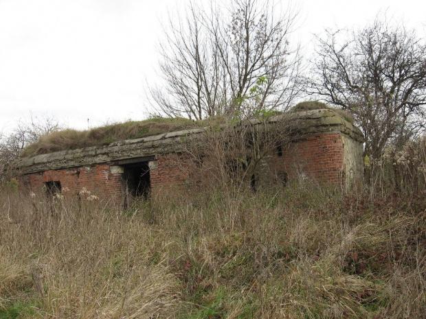 Widok bunkra #bunkier #TwierdzaKraków