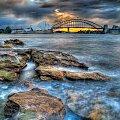 5-cio ekspozycyjny widok na Opere #chmury #ocean #poranek #przyroda #woda #WschódSłońca #Sydney