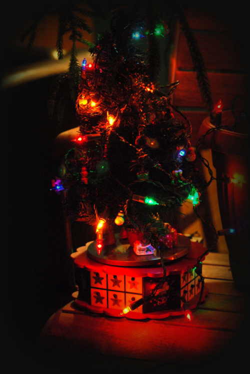 Radosnych i kolorowych świąt :)