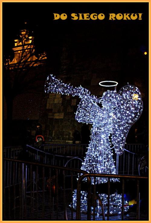 Anioł z Krakowa dla wszystkich Znajomych z Fotosika :)