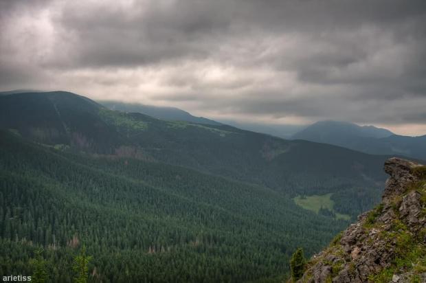 Grań... #arietiss #góry #HDR #krajobraz #Tatry