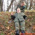 Kolejne zgrupowanie klas wojskowych 18-20 listopada 2011 r. #Sobieszyn #Brzozowa #KlasyWojskowe #ZespółSzkółWSobieszynie