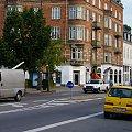 samochody w Danii #Dania #samochody #drogi #Kopenhaga