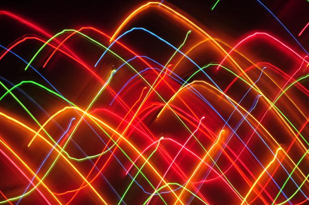 #noc #światło