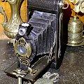 Kodak No.2A Folding Autographic Brownie 1915 - 26r. USA. #Aparat