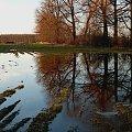 Wiosenne roztopy #pole #woda #wiosna