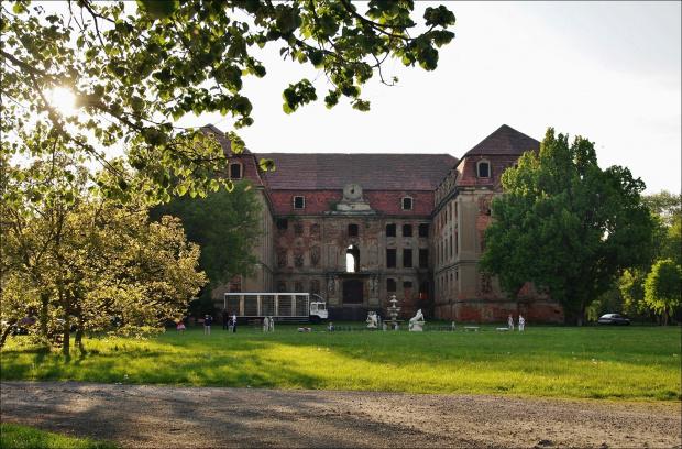 Pałac Brühla w Brodach #Brody