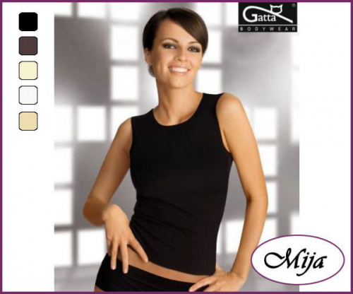 Very comfy soft seamless T-shirt Top Vest Camisole Shirt Polo by Gatta COLOURS